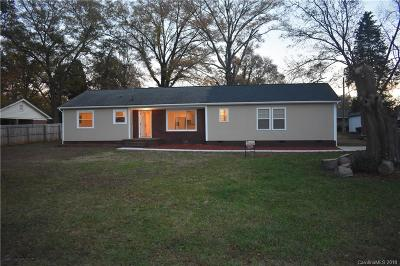 Rock Hill Single Family Home For Sale: 162 Bailey Avenue