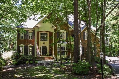 Mooresville Single Family Home For Sale: 165 Wynward Lane
