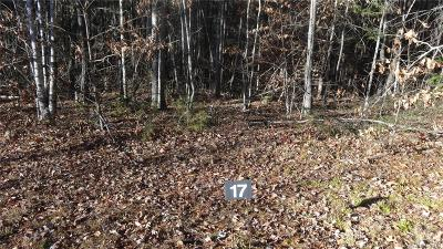 Mars Hill Residential Lots & Land For Sale: 844 E Settlers Trail E #17