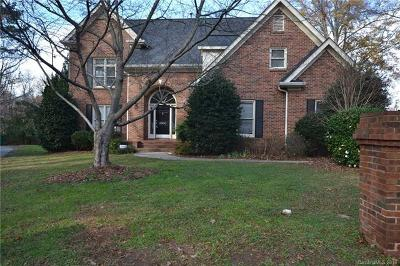 Charlotte Single Family Home For Sale: 6900 Green Turtle Drive