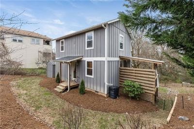 Asheville Single Family Home For Sale: 509 Fairview Road #1&3
