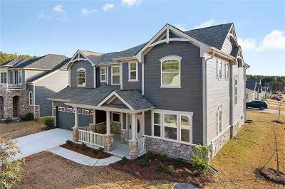 Charlotte Single Family Home For Sale: 12006 Gil Wylie Trace #114