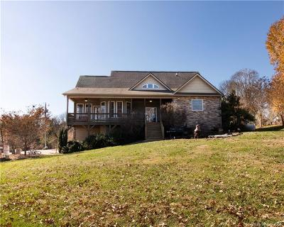 Candler Single Family Home Under Contract-Show: 10 Overlook Drive