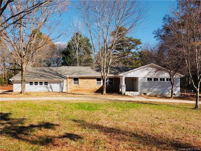 Single Family Home For Sale: 8900 Reedy Creek Road