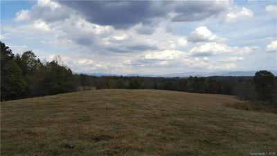 Buncombe County, Haywood County, Henderson County, Madison County Residential Lots & Land For Sale: Tract 7 Bob Wright Hill Road