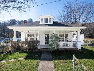 Asheville Single Family Home Under Contract-Show: 236 Old County Home Road