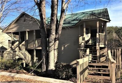 Lake Lure Condo/Townhouse For Sale: 160 Whitney Boulevard #42