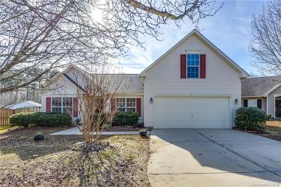 Kannapolis Single Family Home For Sale: 1714 Prism Place