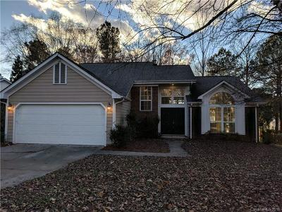 Single Family Home For Sale: 3901 Armitage Drive