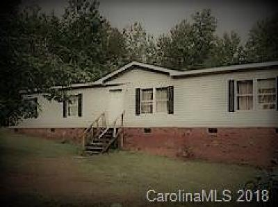 Monroe NC Single Family Home For Sale: $108,000