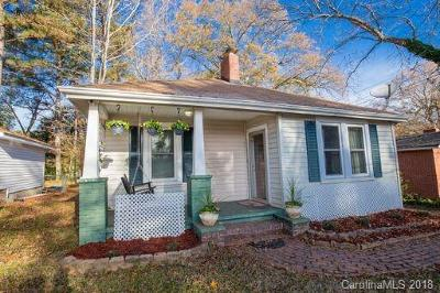 Rock Hill Single Family Home For Sale: 209 Dotson Street