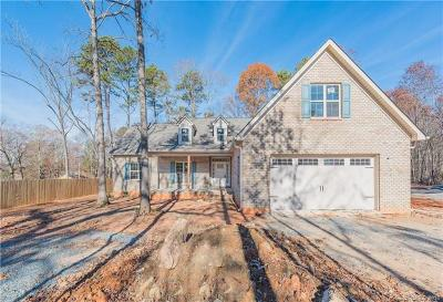 Monroe Single Family Home For Sale: 3907 Morgan Mill Road