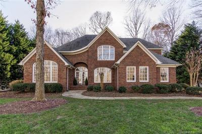 Weddington Single Family Home Under Contract-Show: 1423 Weddington Hills Drive #11