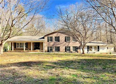 Rock Hill Single Family Home For Sale: 855 Meadowlark Drive