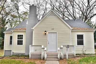 Gastonia NC Single Family Home For Sale: $164,900