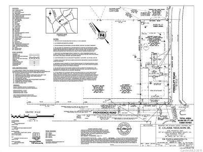 Residential Lots & Land For Sale: 2635 Providence Road