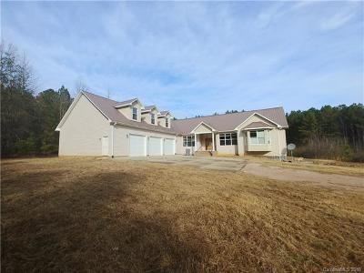 China Grove Single Family Home For Sale: 1560 E Nc 152 Highway #6