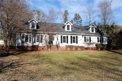 Rowan County Single Family Home For Sale: 502 Camelot Drive