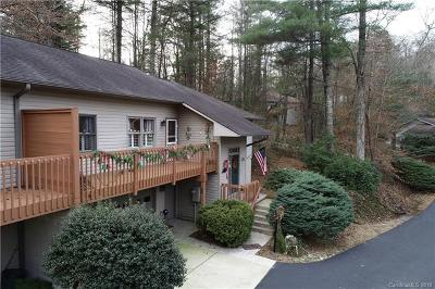 Transylvania County Condo/Townhouse For Sale: 2 Duya Court #UNIT 6B