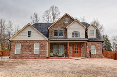 Gastonia Single Family Home For Sale: 224 Woodbriar Trail