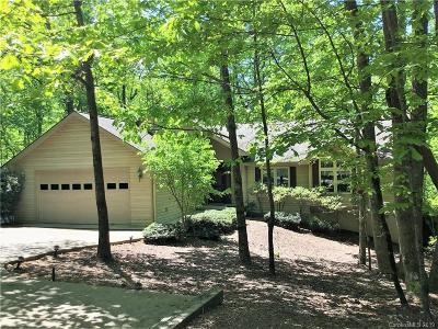 Lake Lure Single Family Home For Sale: 422 Whitney Boulevard