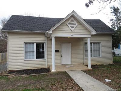Salisbury Single Family Home For Sale: 508 Cemetary Street