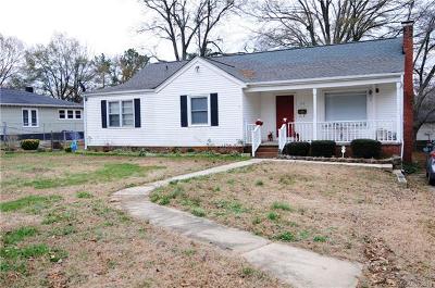 Bessemer City Single Family Home For Sale: 122 E Texas Avenue