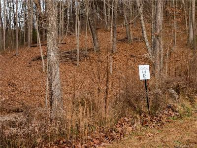 Buncombe County Residential Lots & Land For Sale: 38 Balsamwood Drive