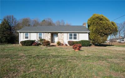 Gastonia Single Family Home For Sale: 4670 Titman Road