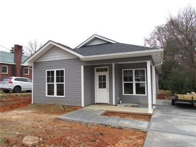 Bessemer City Single Family Home For Sale: 304 W Virginia Avenue #20-21