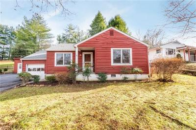 Asheville NC Single Family Home For Sale: $307,000