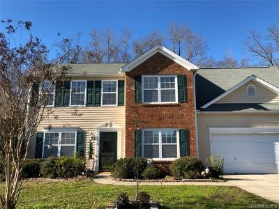 Indian Trail NC Single Family Home For Sale: $270,000