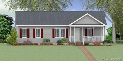 Gastonia NC Single Family Home For Sale: $160,222