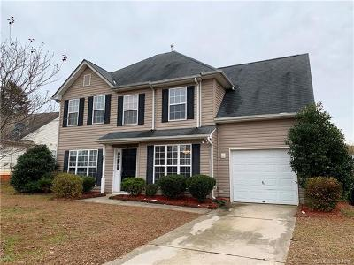 Charlotte Single Family Home For Sale: 8244 Fox Swamp Road