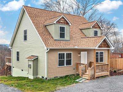 Fletcher Single Family Home Under Contract-Show: 751 Hutch Mountain Road