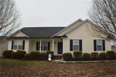 Concord NC Single Family Home Under Contract-Show: $176,500
