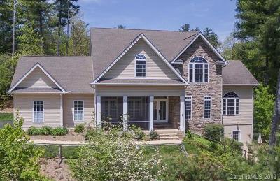 Hendersonville Single Family Home For Sale: 221 Kanuga Forest Drive