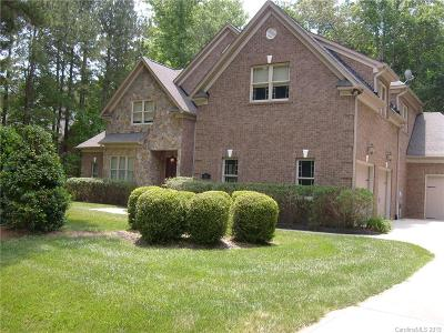 Troutman Single Family Home For Sale: 213 Winding Forest Drive