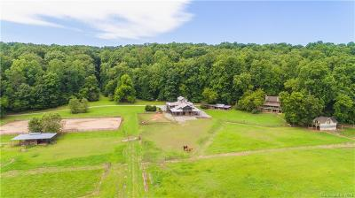 Tryon Single Family Home For Sale: 5519 Hunting Country Road
