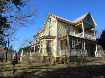 Hendersonville Single Family Home For Sale: 219 Stoney Mountain Road