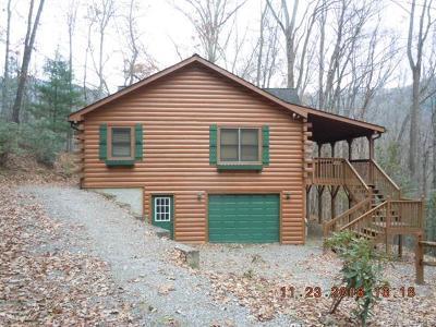 Waynesville Single Family Home For Sale: 142 Magnolia Way #23