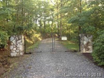 Bostic NC Residential Lots & Land For Sale: $349,000
