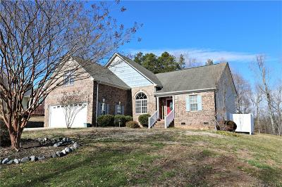 Cabarrus County Single Family Home For Sale: 1130 Pine Cross Drive
