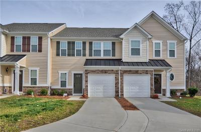 Charlotte Condo/Townhouse For Sale: 7467 Red Mulberry Way