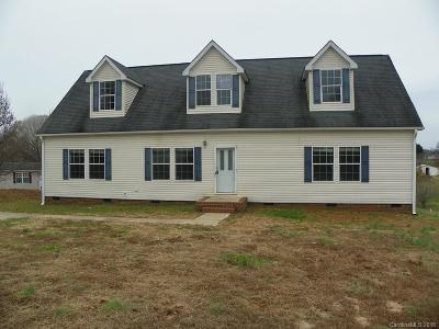 Statesville Single Family Home For Sale: 114 Mountain Crest Drive