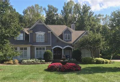 Waxhaw Single Family Home For Sale: 8413 Cheverny Drive