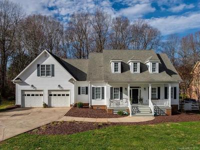 Mooresville Single Family Home For Sale: 120 Henry Lane