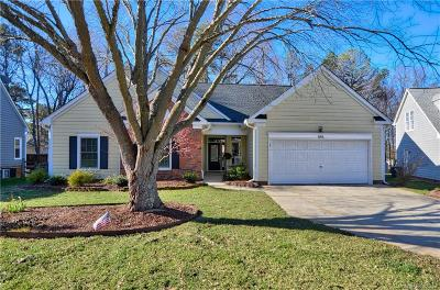 Huntersville Single Family Home For Sale: 16101 Wynfield Creek Parkway