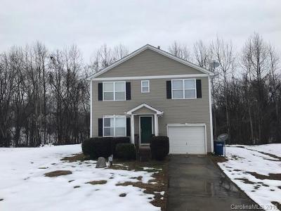 Statesville Single Family Home For Sale: 1613 Brookgreen Avenue