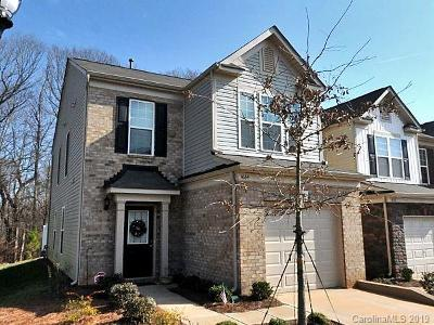 Charlotte NC Condo/Townhouse For Sale: $279,000
